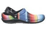 Crocs-Bistro-Graphic-Clog-Zuecos-Unisex-Adulto-Multicolor-BlackMulti-Stripe-0n8-4546-EU-0-5