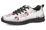 POLERO-Nurse-Bear-Zapatillas-de-enfermeria-para-Mujer-para-Correr-Caminar-Cordones-Zapatillas-Zapatillas-de-Deporte-con-Dibujos-Animados-36-41-EU-Color-Talla-35-EU-0-12