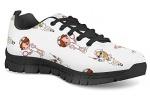 POLERO-Nurse-Bear-Zapatillas-de-enfermeria-para-Mujer-para-Correr-Caminar-Cordones-Zapatillas-Zapatillas-de-Deporte-con-Dibujos-Animados-36-41-EU-Color-Talla-35-EU-0-13
