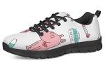 POLERO-Nurse-Bear-Zapatillas-de-enfermeria-para-Mujer-para-Correr-Caminar-Cordones-Zapatillas-Zapatillas-de-Deporte-con-Dibujos-Animados-36-41-EU-Color-Talla-35-EU-0