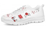 POLERO-Nurse-Bear-Zapatillas-de-enfermeria-para-Mujer-para-Correr-Caminar-Cordones-Zapatillas-Zapatillas-de-Deporte-con-Dibujos-Animados-36-41-EU-Color-Talla-38-EU-0
