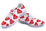 coloranimal-heartbeat-3-zapatillas-sanitarias-con-dibujos-blanco-rojo-2