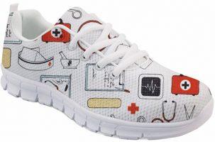 Zapatilla de enfermera Coloranimal Nurse Printed-5