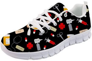Nopersonality Nurse Style 10 - Zapatilla