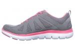 skechers-flex-appeal-2-0-simplistic-zapatillas-deportivas-con-cordones-gris-rosa-4