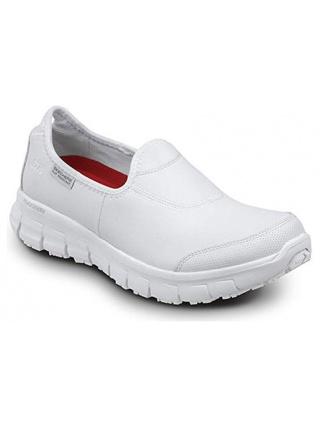 Skechers Skechers Sure Track 76536ec, Zapatos de Trabajo para Mujer - Zapato de trabajo