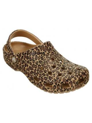 Crocs Classic Leopardo