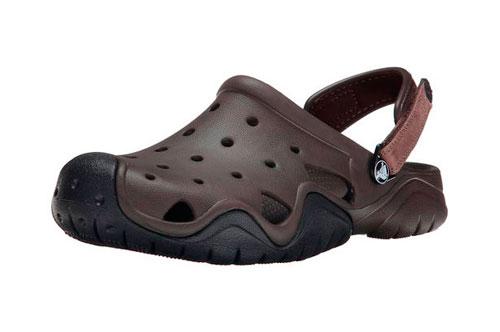 Zueco de hombre Crocs Swiftwater M