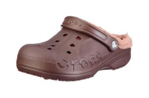 Zueco de invierno Crocs Baya Winter Lined