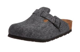 Zueco de invierno Birki's Boston SFB Wool
