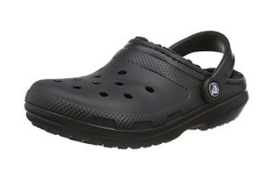 Zueco de invierno Crocs Classic Lined Clog