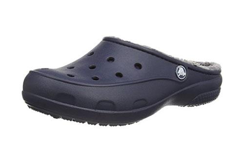 Zueco de invierno Crocs Freesail Lined