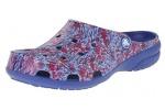 Zueco de mujer Crocs Freesail Watercolor - Zueco de mujer