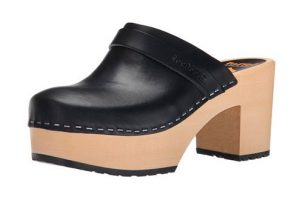 Zueco de mujer Swedish Hasbeens Louise