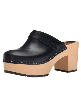 Swedish Hasbeens Louise - Zueco de mujer