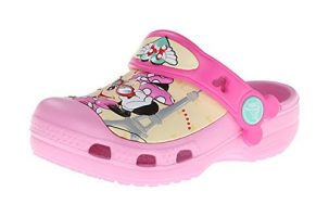 Crocs Minnie Jet Set - Zueco Niña