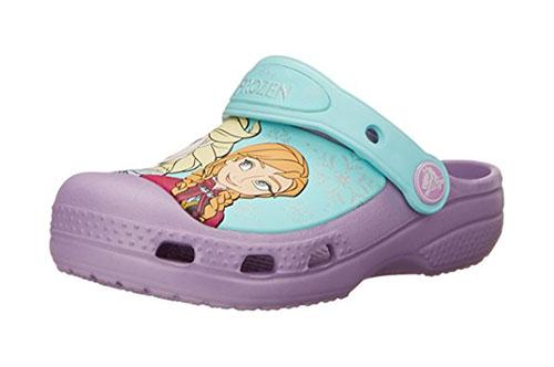 Crocs Frozen Kids - Zueco Niña