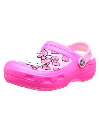 Crocs Hello Kitty Bow