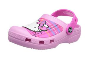 Crocs Hello Kitty - Zueco Niña