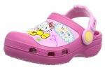Crocs Hello Kitty Plane - Zueco Niña