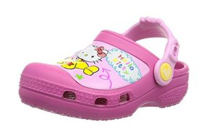 Crocs Hello Kitty Plane