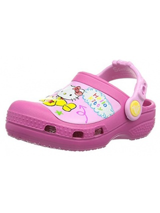 Crocs Hello Kitty Plane