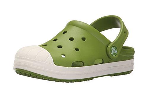 Zueco Niño Crocs Bumper Toe