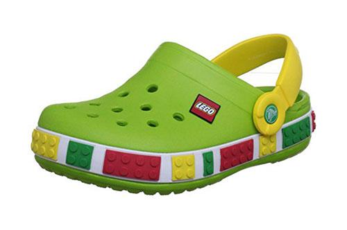 Zueco Niño Crocs Crocband Lego