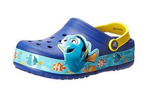 Zueco Niño Crocs CrocsLights Finding Dory