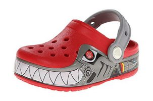 Crocs CrocsLights Robo Shark