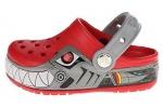 zueco-nino-crocslights-robo-shark-crocs-rojo-5