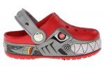 zueco-nino-crocslights-robo-shark-crocs-rojo-6
