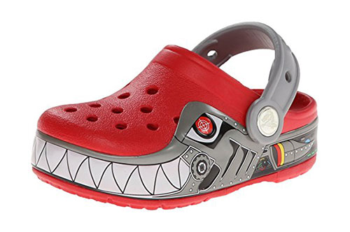Crocs CrocsLights Robo Shark