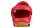 zueco-nino-retro-kids-crocs-rojo-2