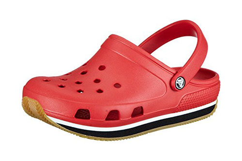 Zueco Niño Crocs Retro kids