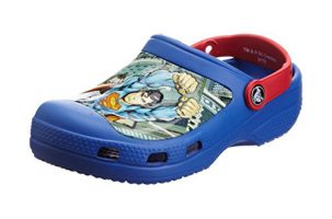 Crocs Superman