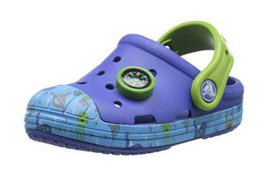 Zueco Niño Crocs Bump It Sea Life