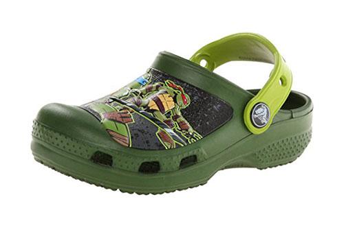 Crocs Tortugas Ninja - Zueco Niño