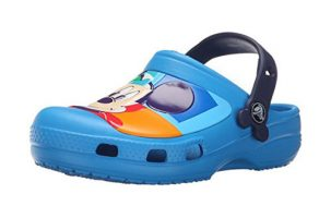 Crocs Creative Mickey Colorblock - Zueco Niño