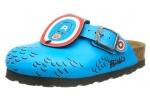 Birki's Marvel Capitán America - Ironman - Zueco Niño